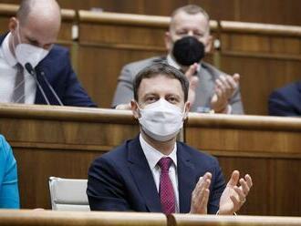 Parlament dal Hegerovej vláde dôveru