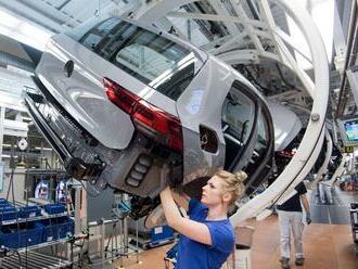 Podnikateľská situácia v nemeckom automobilovom odvetví je najlepšia za posledné dva roky