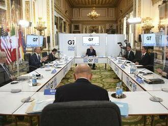 V Londýne sa koná stretnutie ministrov zahraničných vecí G7