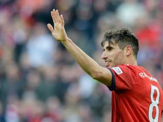 Javi Martinez po sezóne ukončí pôsobenie v Bayerne Mníchov