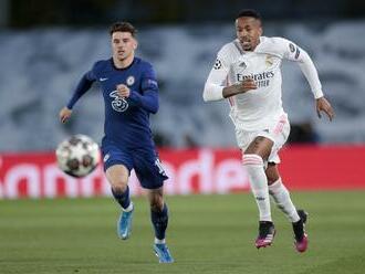 Liga majstrov: Real chce po troch rokoch opäť do finále, Chelsea má výhodu