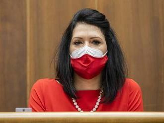 Taraba chcel na schôdzi odvolávať Bittó Cigánikovú z funkcie šéfky výboru. Niektorí koaliční politici súhlasili