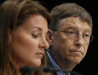 Dcéra Billa a Melindy Gatesovcov prehovorila o rozvode rodičov