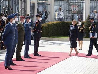 Chmelár: Prezidentka zneuctila medailu za statočnosť