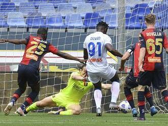 AS Rím zdolal v mestskom derby Lazio 2:0