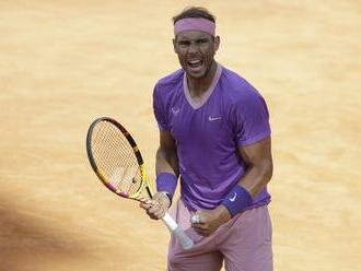 Nadal vo finále turnaja ATP v Ríme proti Djokovičovi