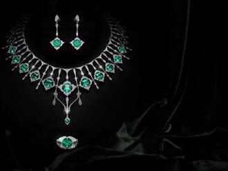 Smaragdové šperky za osm milionů. Výjimečné zelené kameny nám nabídl přímo těžař, říkají zlatníci