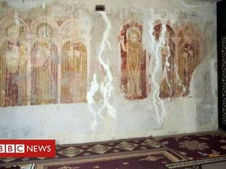 Wael al-Saad Tawadros: Coptic monk hanged over bishop's murder in Egypt
