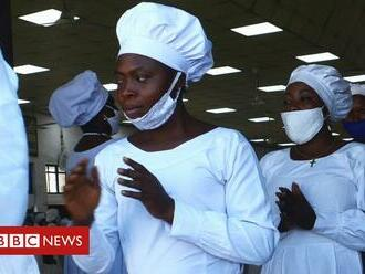 Nigeria's Celestial Church of Christ warns against spiritual perfumes