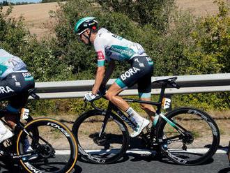 Pôjde s ním aj na Giro. Saganov kolega predĺžil zmluvu v Bore