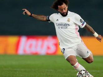 Marcelo mal vo volebnej komisii šťastie, stihne semifinále Ligy majstrov