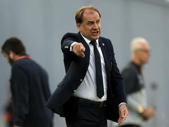 Milanič skončil na lavičke Slovana, nahradil ho Weiss
