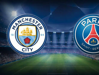 ONLINE: Manchester City - PSG
