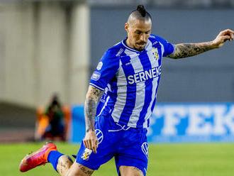 Hamšík po prvom góle za Göteborg: Výstavný, jeden z najkrajších v kariére