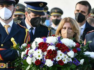 Prezidentka: Ani najtragickejšia smrť nemôže prekryť to, kým Štefánik bol
