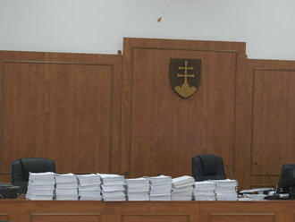 Vo výberovom konaní uspelo osem uchádzačov na Najvyšší správny súd