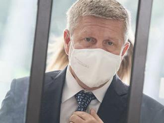 Lengvarský: Šéfa NCZI som neodvolal pre kritiku, neprejavil snahu pokračovať