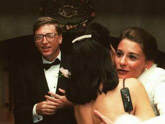 Aj takéto bolo manželstvo Billa Gatesa! Na víkendy so svojou ex mal povolenie od ženy