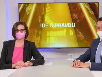 Poslanec Krošlák v Ide o pravdu: Kolíkovú zachránil Heger