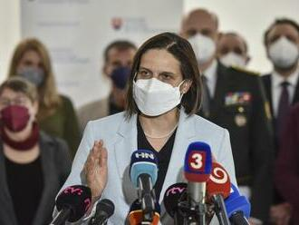 Udrží sa ministerka spravodlivosti Kolíková vo svojom kresle?