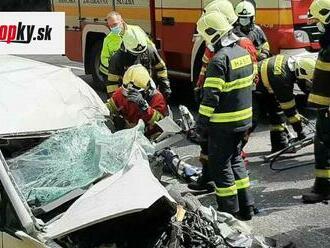 FOTO Tragická dopravná nehoda na Donovaloch: Jedna osoba prišla o život