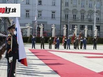 Prezidentka udelila medaily vojakom a vojačkám: Slovensko by bez nich pandémiu nemohlo zvládnuť
