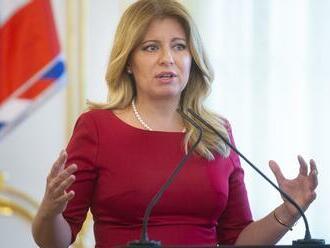 Prezidentka Čaputová sa odfotila so svojím miláčikom: Z tohto sa roztopíte