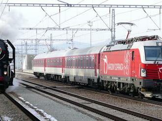 Zranenia nezlučiteľné so životom: Vlak na železničnej trati pri Košiciach zrazil človeka
