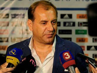 Slovan reaguje na zhoršené výsledky, na trénerskú lavičku prichádza Vladimír Weiss
