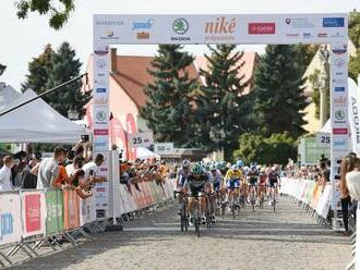 Hviezdna zostava na pretekoch Okolo Slovenska. V akcii uvidíme sedem tímov z najvyššej kategórie