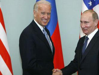 Biden verí, že sa s Putinom stretne v júni počas svojej cesty do Európy