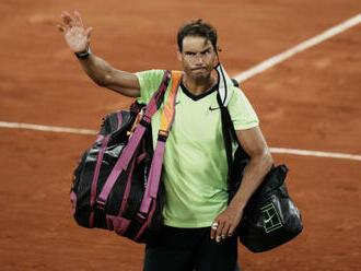 Nadal i Ósakaová vynechají Wimbledon, Španěl i olympiádu