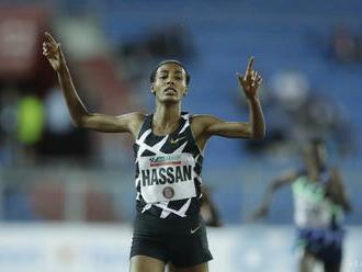 DIAMANTOVÁ LIGA: Hassanová dosiahla rekord mítingu na 1500 metrov