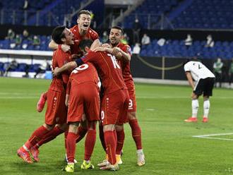 Severné Macedónsko debutuje proti Rakúsku