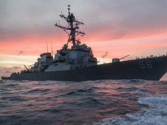 Do Čierneho mora vplával americký torpédoborec
