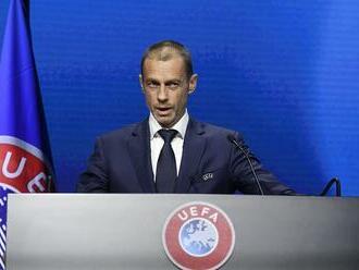 Čeferin uistil Real, Barcelonu a Juventus, že trestu neuniknú
