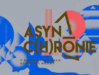 AsynChrónie – 7. ročník festivalu súčasnej hudby 2021