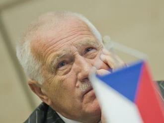 """""""Považujem ju za tragický omyl európskej histórie."""" Klaus pri príležitosti 80. narodenín prehovoril o Európskej únii"""