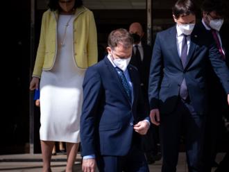 Newsfilter: Matovič rezignoval na dianie v koalícii, problémy hasí Heger