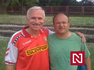 Príbeh slovenského futbalu na vlastnej koži zažil bývalý minister práce Mihál