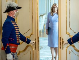 Newsfilter: �Delta je na Slovensku, prezidentka vyzýva ľudí k očkovaniu