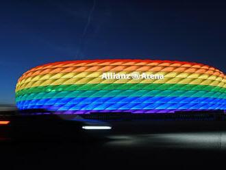 Štadión v Mníchove ako dúha nebude, Neuer však môže mať dúhovú pásku