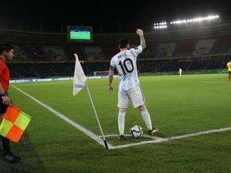 Nechýbajú Messi či Agüero. Argentína pôjde na Copa America s hviezdami
