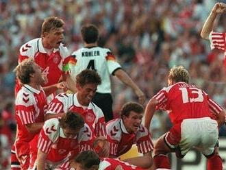 Dánsky hrdina prežíval obrovský žiaľ. Nezabudnuteľné momenty majstrovstiev Európy