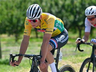 Vyhral dve etapy a dva dni bol na čele. Van der Poel odstúpil z Okolo Švajčiarska