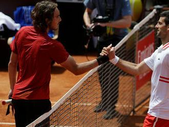 Novak Djokovič - Stefanos Tsitsipas: ONLINE z finále Roland Garros 2021