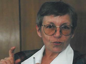 Hana Somorová, dlhoročná redaktorka denníka Pravda, podľahla ťažkej chorobe