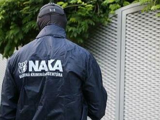 Vyšetrovateľ inšpekčnej sluźby zaistil v NAKA šesť spisov