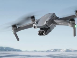 Najnovší dron DJI natočí videá s rozlíšením až 5,4K