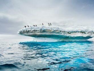 National Geographic Society uznala vody v okolí Antarktídy za samostatný oceán